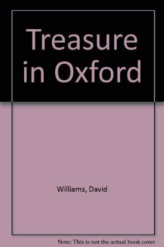 9780312026622: Treasure in Oxford