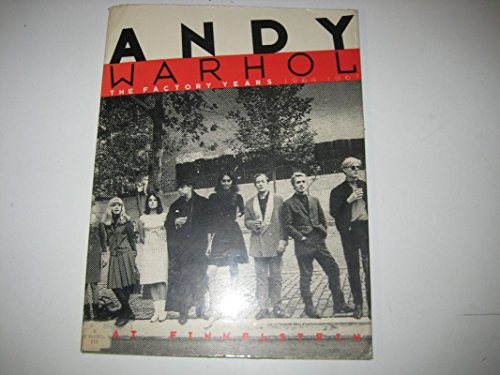 Andy Warhol: The Factory Years, 1964-1967: Nat Finkelstein