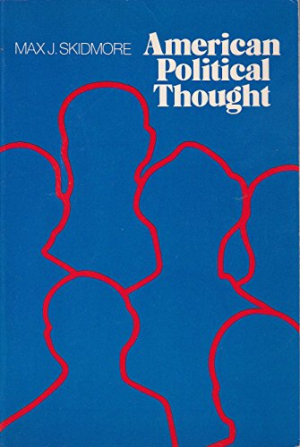 9780312028954: American Political Thought