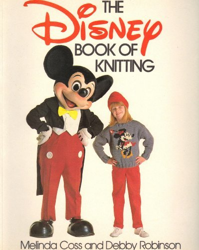 9780312029043: The Disney Book of Knitting