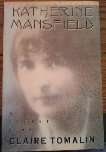 9780312029371: Katherine Mansfield: A Secret Life (Vermilion Books)