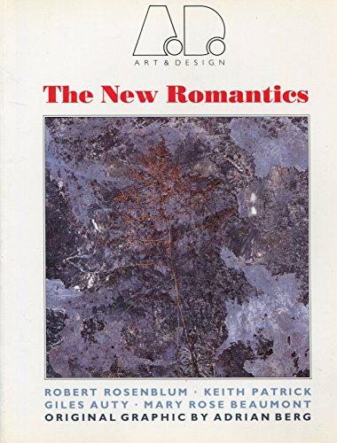 The New Romantics (An Art and Design: Berg, Adrian