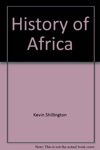 9780312031787: History of Africa