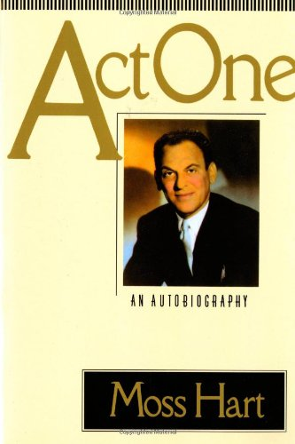 9780312032722: Act One: An Autobiography