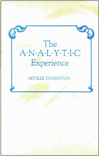 9780312032883: The Analytic Experience