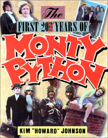9780312033095: The First 20 Years of Monty Python