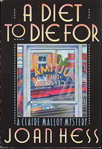 9780312033262: A Diet to Die for (Claire Malloy Mysteries, No. 5)