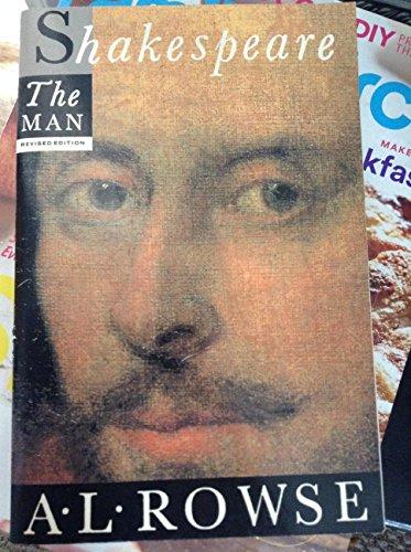 9780312034252: Shakespeare the Man