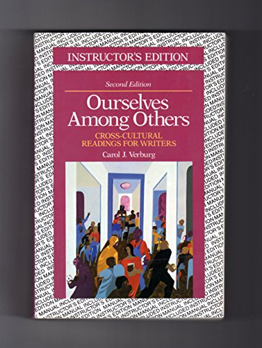 9780312034689: Ourselves among Others : Cross-cultural Readings for Writers