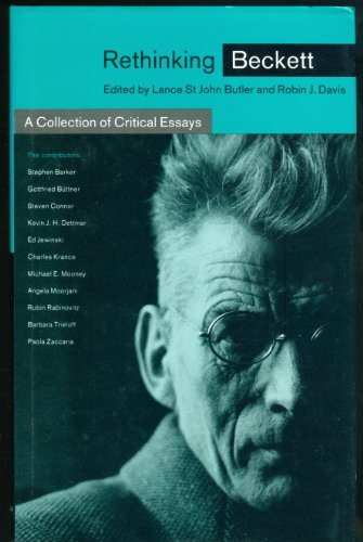9780312035945: Rethinking Beckett: A Collection of Critical Essays