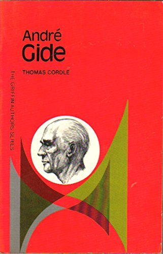 9780312036409: André Gide (The Griffin Authors Series)