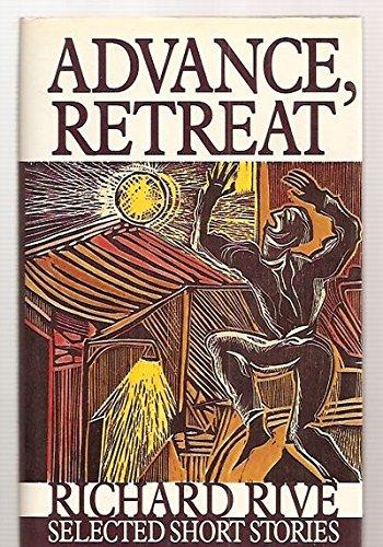 9780312036898: Advance, Retreat: Selected Short Stories
