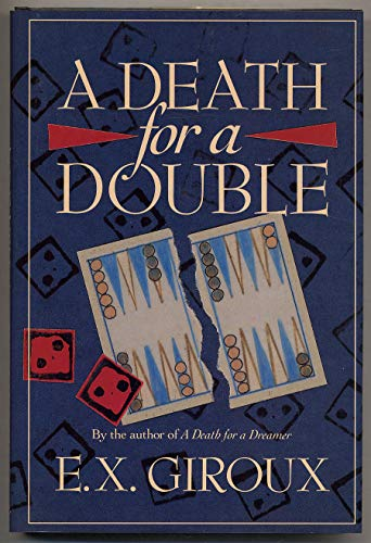 9780312038090: A Death for a Double