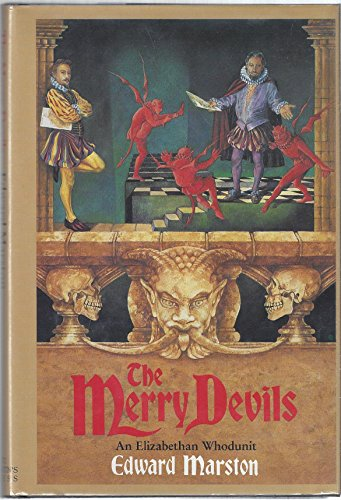 9780312038632: The Merry Devils