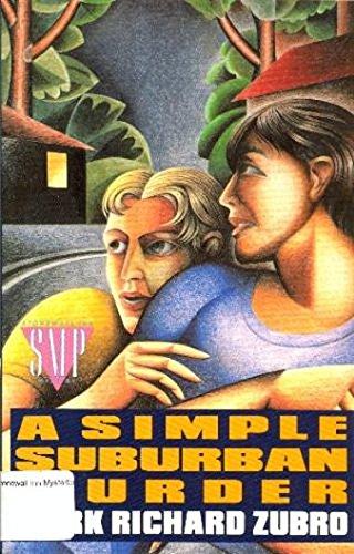 9780312039332: A Simple Suburban Murder (Stonewall Inn Mysteries)