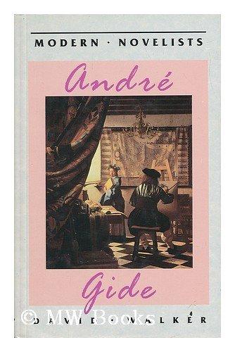 9780312040376: Andre Gide (Modern Novelists)
