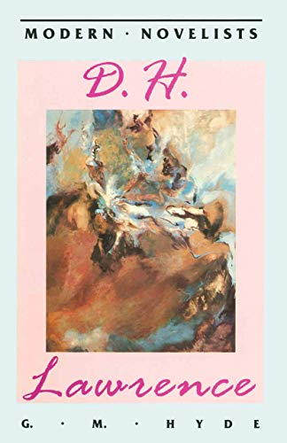 9780312040383: D.H. Lawrence (Modern Novelists)
