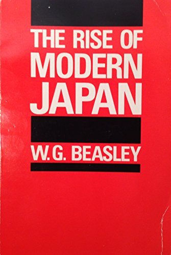9780312040772: The Rise of Modern Japan