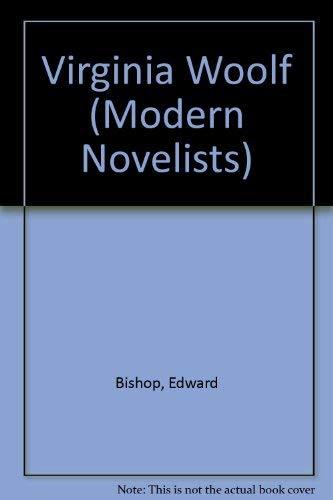 9780312040901: Virginia Woolf (Modern Novelists)