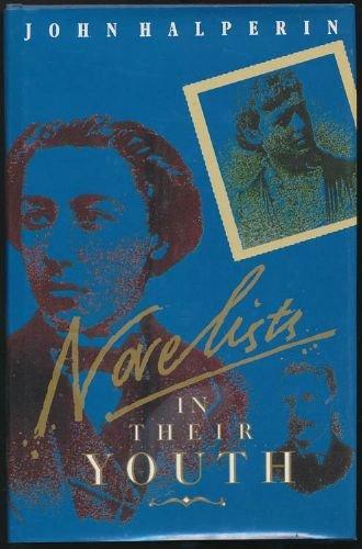 Novelists in Their Youth: John Halperin