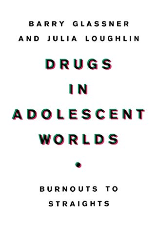 9780312042073: Drugs in Adolescent Worlds: Burnouts to Straights