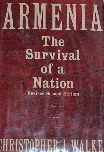 9780312042301: Armenia: The Survival of a Nation (Garland Studies in Historical Demography)
