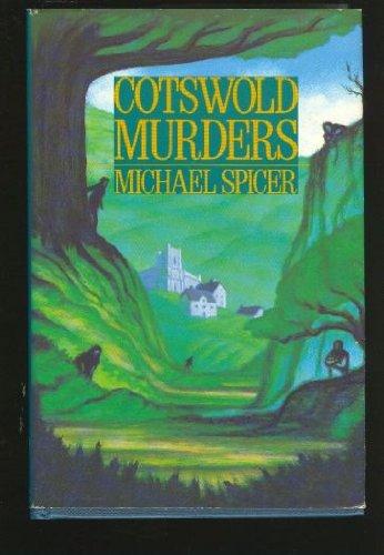 9780312042851: Cotswold Murders
