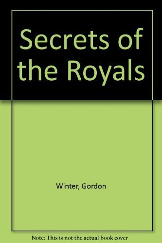 9780312044152: Secrets of the Royals