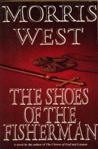 Shoes of the Fisherman 9780312044213 A Russian - and the youngest cardinal of all - is elected as the new pope. This is the story of Kiril Lakota, a cardinal who reluctantly steps out from behind the Iron Curtain to lead the Catholic Church and to grapple with the many issues facing the contemporary world.