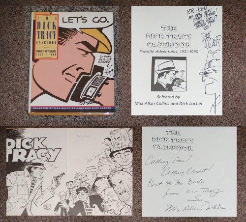 9780312044619: Dick Tracy Casebook: Favorite Adventures, 1931-1990