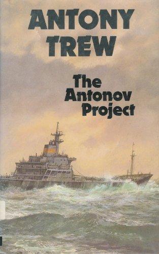 The Antonov Project: Trew, Antony