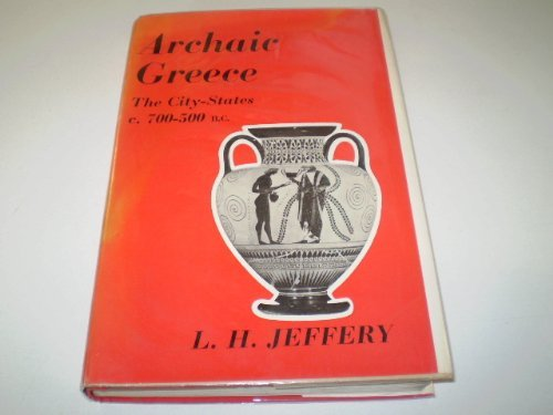 9780312047603: Archaic Greece: The City-States, C. 700-500 B.C.