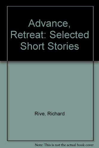 9780312047726: Advance, Retreat: Selected Short Stories