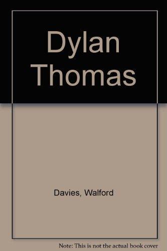9780312048983: Dylan Thomas