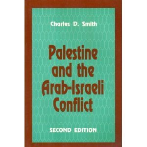 9780312049041: Palestine and the Arab Israeli Conflict