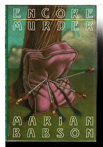 9780312049645: Encore Murder