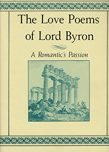an analysis of the poem the spell is broke the charm in flown by george gordon byron ←the spell is broke, the charm is flown the works of lord byron by george gordon byron written after swimming from sestos to abydos.