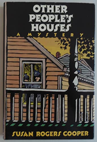 Other People's Houses.: COOPER, Susan Rogers