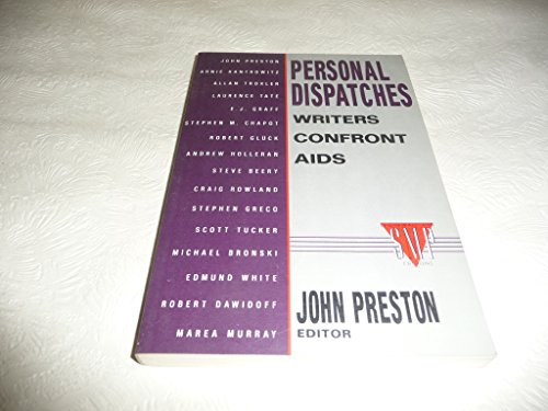 Personal Dispatches: Writers Confront AIDS (Stonewall Inn Editions)