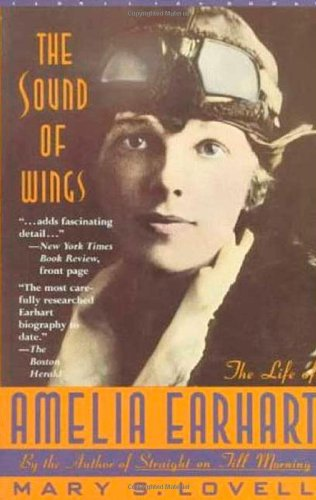 9780312051600: The Sound of Wings: The Life of Amelia Earhart
