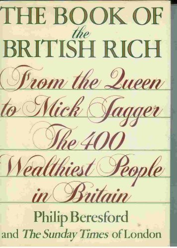 9780312051631: The Book of the British Rich
