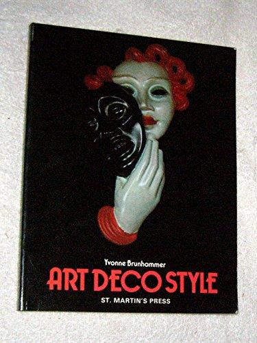 9780312052249: Art Deco Style