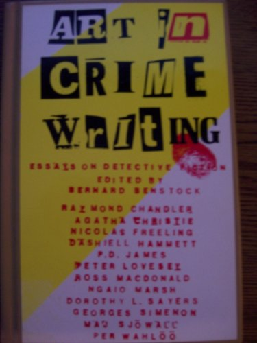 9780312053970: Art in crime writing: Essays on detective fiction