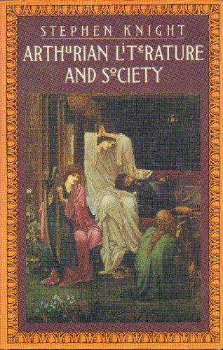9780312054724: Arthurian literature and society