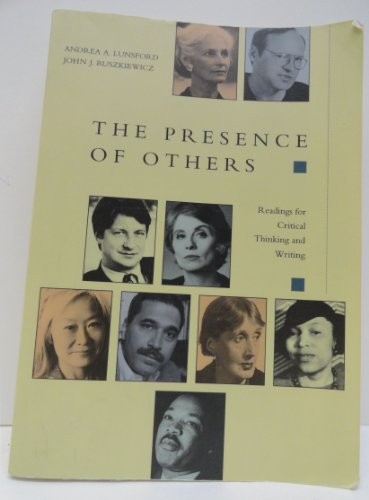 The Presence of Others Readings for Critical: Lunsford