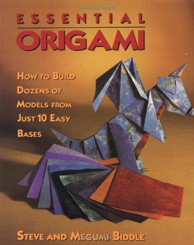 9780312057169: Essential Origami