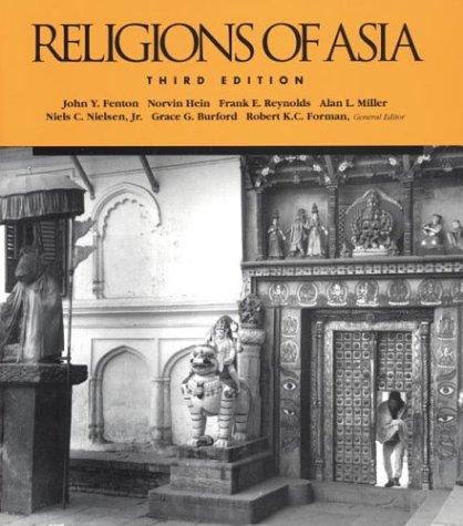 9780312057534: Religions of Asia