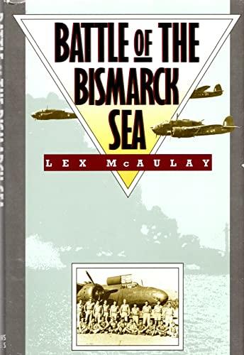 Battle of the Bismarck Sea: McAulay, Lex