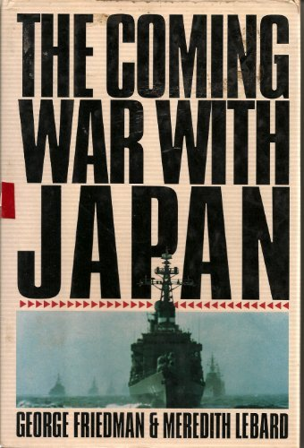 9780312058364: The Coming War With Japan