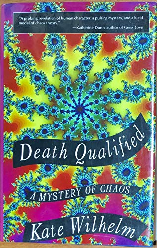 9780312058531: Death Qualified: A Mystery of Chaos